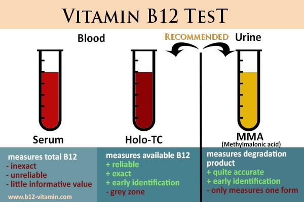 Vitamin B12 - An Overview | Dr  Schweikart